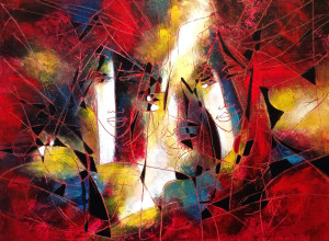 Jean Claude Gaugy art Santa Fe, NM