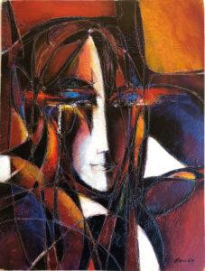 Portrait d'Homme (Portrait of a Man)