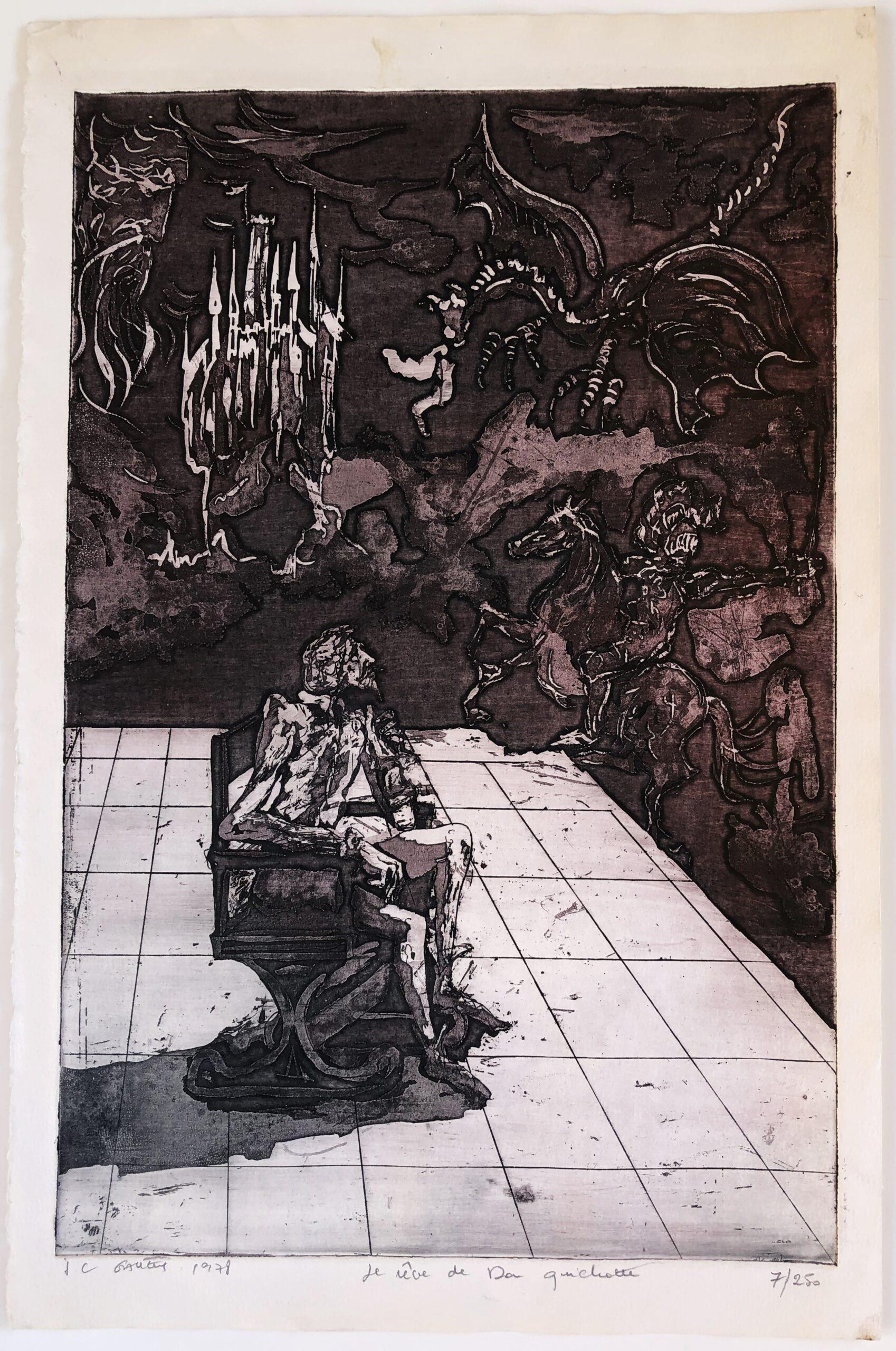 Le Rêve de Don Quichotte (The Dream of Don Quixote)